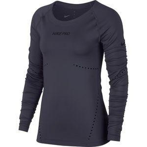 Nike Pro Hyperwarm Long-Sleve Shirt